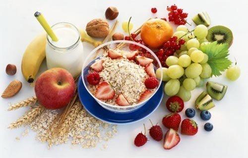 Các loại thức ăn tốt cho người bị bệnh trĩ hỗn hợp
