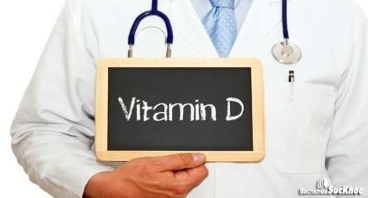 Vitamin D có tác dụng phòng ngừa bệnh
