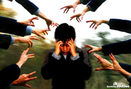 Người mắc tâm thần phân liệt thường mắc chứng hoang tưởng
