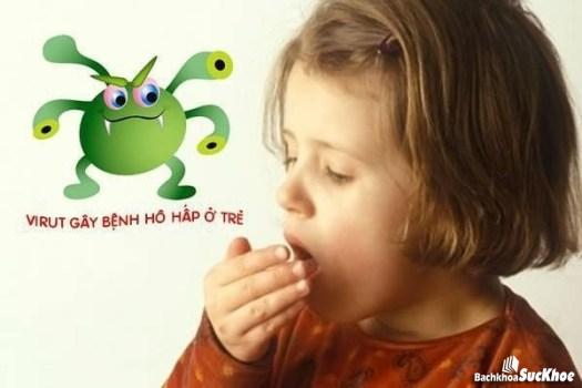 Virus xâm nhập vào hệ hô hấp