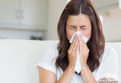 Sức đề kháng kém khiến bạn dễ dàng mắc bệnh