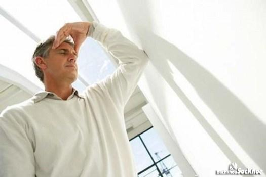 Bệnh yếu sinh lý cũng xuất phát do tuổi tác cao