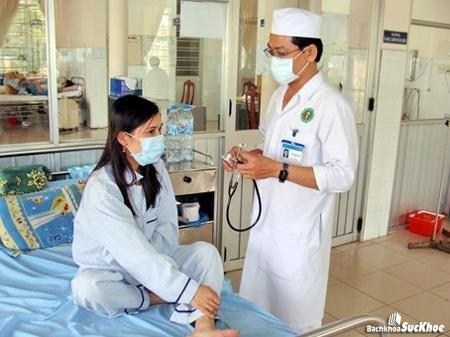Người bệnh phải đến những cơ sở y tế để khám và chữa trị