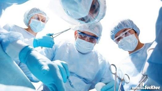 Phẫu thuật là một trong những phương pháp giúp điều trị ung thư