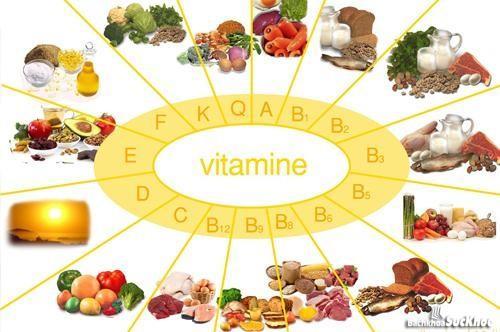 Thiếu hụt vitamin là nguyên nhân dẫn tới bị bệnh vẩy nến á sừng