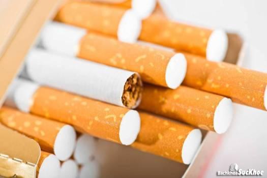 Hút thuốc lá là nguyên nhân dẫn đến bệnh yếu sinh lý
