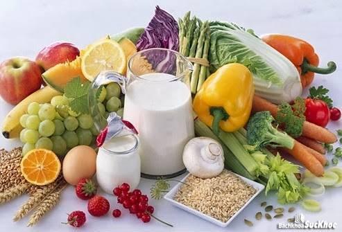 Thực hiện chế độ ăn uống lành mạnh