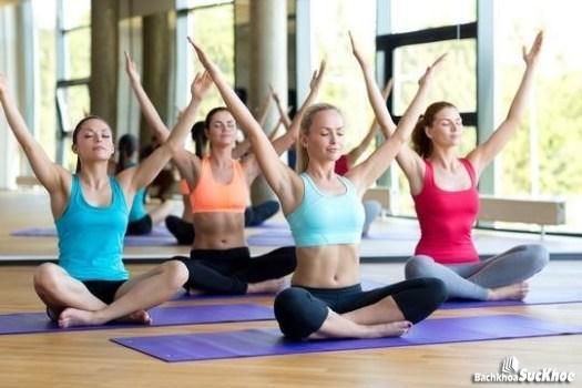 Tập yoga giúp phòng ngừa bệnh suy tim