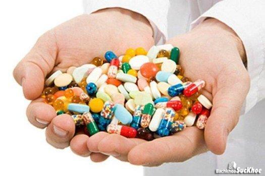 Phương pháp chữa bệnh bằng thuốc