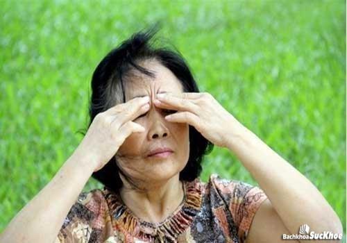 Hoa mắt, chóng mặt là dấu hiệu của bệnh van động mạch chủ