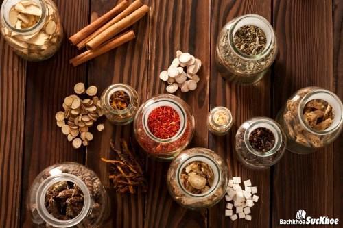 Sử dụng thuốc đông y trong điều trị các bệnh về tuyến giáp