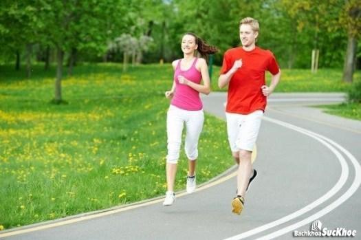 Tập thể dục hàng ngày để phòng ngừa rối loạn nội tiết tố