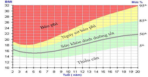 Chỉ số BMI là gì - Công cụ tính chỉ số BMI chính xác nhất 2